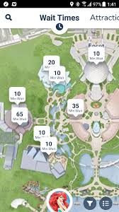 Map Of Epcot My Disney Experience Is A Whole New Experience In New Update