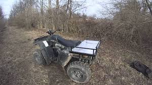 modified arctic cat tbx 400 4x4 youtube