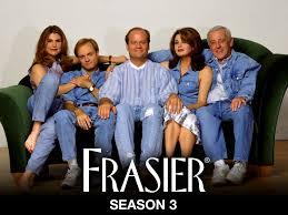 amazon com frasier season 3 kelsey grammer john mahoney david