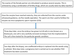 genetic testing and reproductive choice in neurological disorders