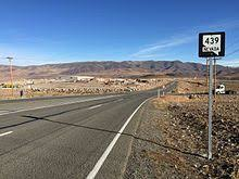 map usa parkway nevada state route 439