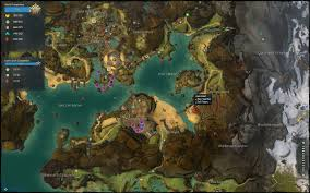 Gw2 World Map by Gw2 Vigil Weapon Specialist Map Guild Wars 2 Life