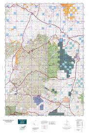 Billings Montana Map by Mt Deer Elk Gmu 212 Map Mytopo