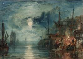 Blinded By The Light Nero That Visionary Wharf Rat J M W Turner The New York Times