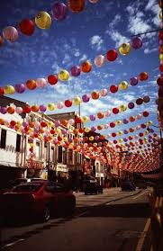 moon festival decorations 72 best festivals images on singapore mid autumn and