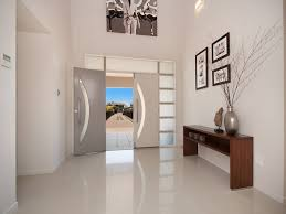 Level Living Room Using Cream Colours With Tiles  Bifold Doors - Cream color living room