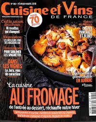 cuisine et vin abonnement cuisine et vins de abonnement magazine par