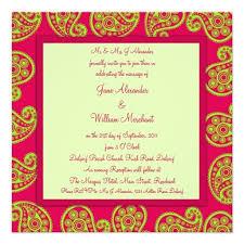 Indian Wedding Invitation Wordings Indian Indian Wedding Invitations Templates Lake Side Corrals