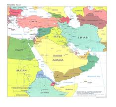 North Africa And Southwest Asia Map Quiz by Southwest Asia Map Roundtripticket Me