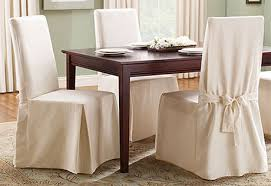How To Make Chair Covers Dining Room Chair Covers How To Make Simple Slipcovers For Dining