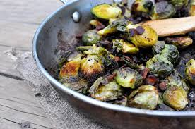 brussel sprouts for thanksgiving roasted bacon balsamic brussels sprouts fed u0026 fit