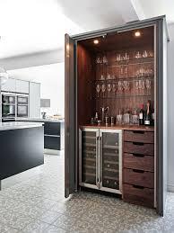 modern wet kitchen design modern hidden bar billiardfactory com interior barn doors