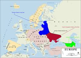Ww1 Map Russian Revolution Maps