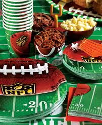 Super Bowl Decorating Ideas How To Throw The Ultimate Super Bowl Party Party Delights Blog