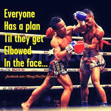 Muay Thai Memes - how why to strike with your elbow extreme muaythai basics