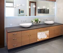 Mid Century Modern Bathroom Lighting Grey Matt Wall Ceramic Tiles Mid Century Modern Bathroom Lighting