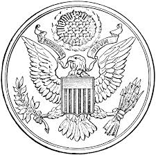 coloring download great seal of the united states coloring page
