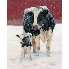 print winter featuring barn fresh snow