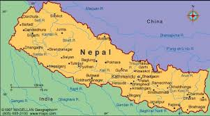 map of nepal and india nepalis favor a hindu state hindu the rest of south