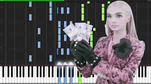 money that poppy piano cover link for sheet music youtube