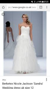 berketex second hand wedding clothes and bridal wear buy and