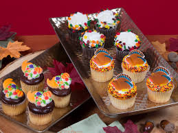 mini thanksgiving cupcakes delivery bake me a wish