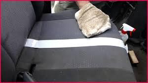 siege en nettoyage siege auto 168105 nettoyage siege en tissu detailing