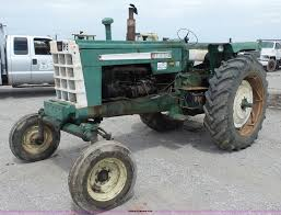 oliver 1650 tractor item k1675 sold august 24 ag equipm