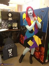 Halloween Costumes Nightmare Christmas Sally Nightmare Christmas Costume Diy