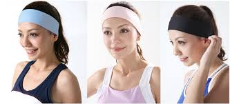 sports hair bands cheap wholesale hair band best for sports polyester women
