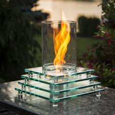 coffee table mini firepit table heater outdoor fire pit propane lg
