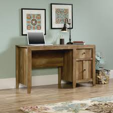 Sauder Bedroom Furniture Amazon Com Sauder Dakota Pass Computer Desk In Craftsman Oak