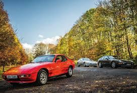 porsche 944 road test road test porsche s unsung heroes 924 meets 944 and 968 drive