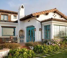 Spanish Style Exterior Paint Colors - mediterranean villa spanish villas spanish and villas