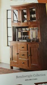 Pottery Barn Benchwright Collection 8 best dining room hutch images on pinterest dining rooms