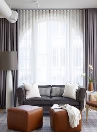 livingroom windows 25 best large window curtains ideas on for living room
