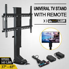 auto raising tv cabinet tv lift ebay