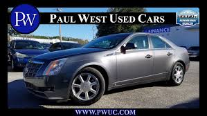2008 cadillac cts for sale 2008 cadillac cts for sale gainesville fl