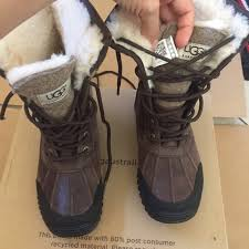 ugg s adirondack boot ii leather 48 ugg shoes ugg adirondack ii boots sz 5 from jackie s