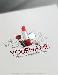 free online makeup artist courses free logo creator online makeup artist logo design free logo