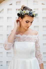 magasin de robe de mari e lyon robe de mariée civile en dentelle à manches 3 4 sur mesure à lyon