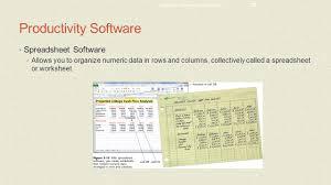 Spreadsheet Software List Software For Educators Ppt Download