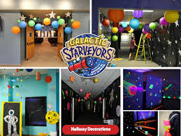 lifeway vbs 2017 galactic starveyors hallway decorations hallway
