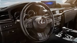 lexus lx 570 2017 2018 lexus lx luxury suv features