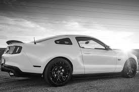 Black Rims For 2013 Mustang 20 U0026 034 Ford Mustang Gt Shelby Gt500 M310 Concave Silver
