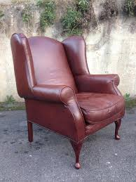 Armchair Uk Sale Leather Wing Chairs Second Hand Household Furniture For Sale In