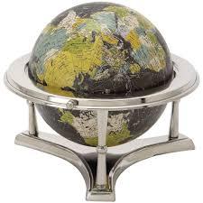 home decor tagged benzara 40652 beautiful world globe on stand home garden decor artwork