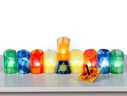kids menorah hanukkah crafts for kids one more thing your plate with kiwi