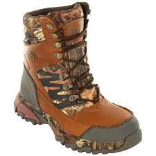 bushnell s x lander boots bushnell mens 10 in xlander boot camofire forum