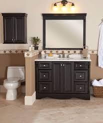 St Paul Bathroom Vanities For Your Smaller Master Bathroom Try The Valencia 48in Vanity